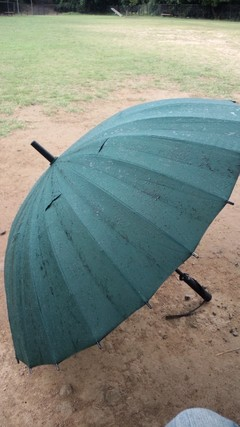 Ray24本傘壊れる