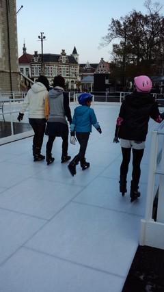 ハウステンボス スケートリンク