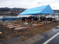 小長井牡蠣祭り2014