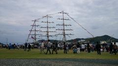 長崎帆船まつり2014