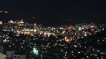 ララプレイス愛宕からの夜景