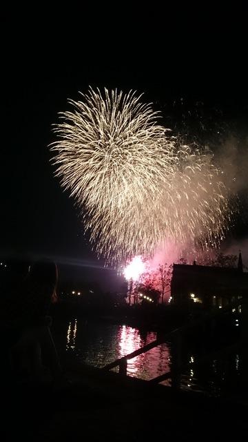 ハウステンボスの花火